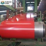 Prepainted Buidingの物質的な鋼鉄コイルの製品はGalvalume PPGIに電流を通した