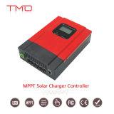 12V/24V36V/48V自動評価される電圧セリウムによって証明される20A 30A 40A 50A 60A LCD MPPTコントローラ
