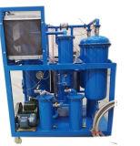Il purificatore di olio della turbina per rimuove l'acqua e Partilces del gas