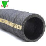 Source directe de 3 pouces de l'eau de l'air en carton ondulé en caoutchouc flexible d'échappement