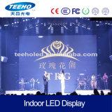 Vente chaude ! Afficheur LED P4 de location polychrome d'intérieur