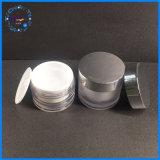 Schoonheidsmiddel die de Plastic Containers van de Kruik met Aluminium GLB verpakken