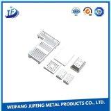 Timbre en aluminium/acier inoxydable emboutissage de métal de pièces pour tableau de la boîte/Shell