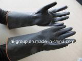 Latex (caoutchouc naturel0 Gants industriels pour la protection personnelle