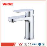 Design simples e moderno da bacia de cobre, torneira de água de torneira para lavatório de Alavanca Única