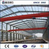 Pre diseñado edificio de acero para la estructura de acero Taller