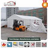 Tenda esterna perfetta di memoria del magazzino per le soste di logistica industriale