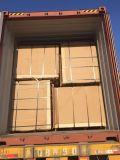 Madeira contraplacada comercial Sapele nos materiais de embalagem de madeira com alta qualidade