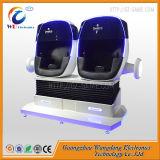 2 máquina de juego del cine 9d de Vr de los asientos para la venta