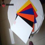 Ideabond Panel Compuesto de Aluminio PVDF (AF-406 de color blanco puro)
