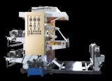 2 de Machine van de Druk van Flexo van de kleur voor Plastic Zakken