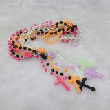 Rossary, rosario luminoso, rosario di plastica, rosari della resina (IO-cr341)