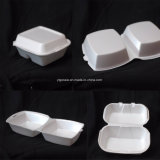 Plastik nimmt Nahrungsmittelbehälter-Mittagessen-Kasten Thermoforming Maschine weg
