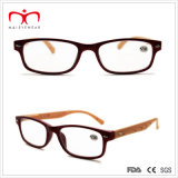 나무로 되는 Like Temple (WRP503131)를 가진 숙녀 Plastic Reading Glasses