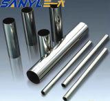 Tubo saldato, conduttura dell'acciaio inossidabile 316 dell'acciaio inossidabile