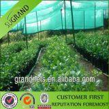 HDPEの野菜およびフルーツの温室の日曜日の陰のネットのための農業の緑の陰のネット