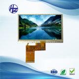 4.3 Zoll Innolux Panel LCD-Bildschirmanzeige für industrielles Steuergerät