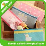 Оптовый мешок пер логоса печатание с цветами застежки -молнии по-разному (SLF-PB008)