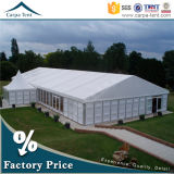 Einfaches Setup Movable 15m*25m Clearspan Structure ABS Wall Wedding Tent