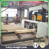 家具のための移動式ディーゼル機関木製バンド製材所機械