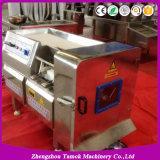 Vlees van de Snijder van de Kubus van de Kip van de hoge Capaciteit dobbelt het Bevroren Scherpe Machine