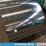 承認されるSGS BVが付いているASTM/JISの亜鉛によって塗られる電流を通された鋼鉄コイル