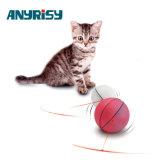 自動動き対話型LED軽いレーザーが付いているスマートな猫のおもちゃ