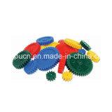 Los engranajes de Nylon Ruedas de plástico con acero de proveedor chino / POM engranaje de marcha atrás