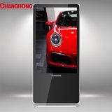 55-дюймовый Ls1000A Changhong Тотем экран ЖК-панель Upstand рекламы