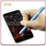 La pantalla táctil lápiz bolígrafo de cuero para teléfono móvil