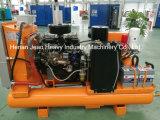 тепловозный компрессор воздуха винта 175cfm & 8bar для буровой установки портативная пишущая машинка DTH