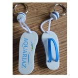 EVA 로고 Keychain