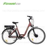 Form Riemen-Fahren Stadt-elektrisches Fahrrad En15194