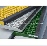 FRP/GRP/Fiberglass Structural Stair Treads 또는 Stair Treads Grating