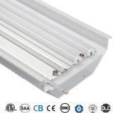 80W 120W 160W 200W 240W Warehouse IP44 suspendido luz LED de techo LED de luz LED de listones de la luz colgante vapores IP65 Apretado lineal de la Bahía de luz LED de alta luz