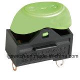 10A 250V interrupteur à bascule 3 sèche-cheveux noir de l'interrupteur de position