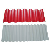Hoja de impermeabilización de cubiertas de acero galvanizado prebarnizado