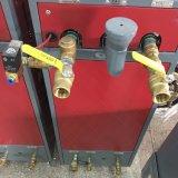 98 grados la temperatura del agua de los Sistemas de Control Especial para la extrusión de goma