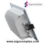 Van de Draaibare LEIDENE van Signcomplex 20W 30W het Plafond Vierkante Downlight Lamp van de Schijnwerper