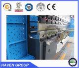 Máquina de dobra e de dobramento da placa de aço de WC67K-300X4000 Hydraulc