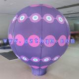 Aufblasbare sich hin- und herbewegende Würfel-Ballon-Reklameanzeige/Helium-Himmel-Ballon