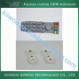 Buona tastiera impermeabile della gomma di silicone di Conductity