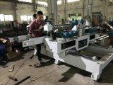 工場真新しい水平のガラスストレート・ライン鉛筆のエッジング機械