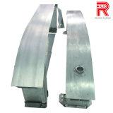 Perfis de extrusão de alumínio / alumínio para trenó