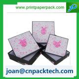 Коробка картона домочадца косметическая бумажная
