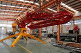 13m、15mの17mのコンクリート・スプレッダ、具体的な置くブーム、3mのゴムホースが付いている具体的な置く装置