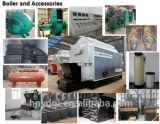Stato perfetto 1ton ai prezzi industriali della caldaia infornati legno 10ton