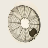 Het ronde Beschermende Omhulsel van de Ventilator van het Roestvrij staal van het Type