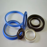 Hydraulicのためのガラス繊維Filled PTFE Spring Energized Seals