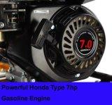 Nuevo diseño Bomba de agua de alta presión de la gasolina de 2 pulgadas con dos impulsores (WP20H)